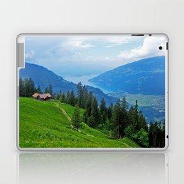 Above Interlaken Laptop & iPad Skin