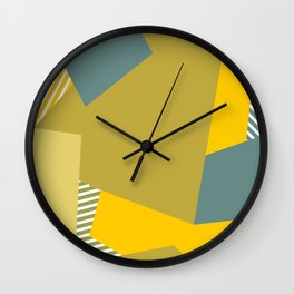 Olive to the Max Wall Clock