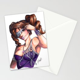 Now I see you better! Stationery Cards