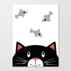 Dreaming of Fish Canvas Print