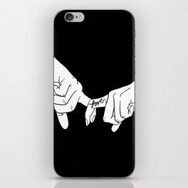 HANDS 2 iPhone Skin