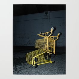 Grocery Run Poster