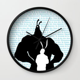 The Tick Minimalist Wall Clock