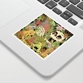 The Jungle Sticker