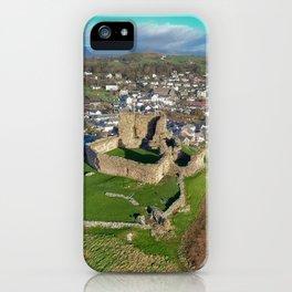 Criccieth Castle iPhone Case