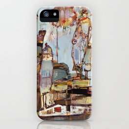 Step Lightly iPhone Case