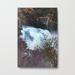 New Zealand River Metal Print