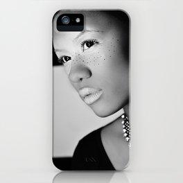 diamonds from sierra leone iPhone Case