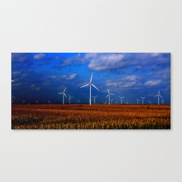 Tilting @ Canvas Print