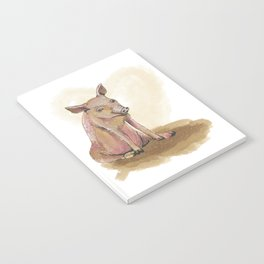 Free range piggies Notebook