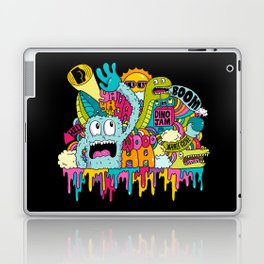 Dino Jam Laptop & iPad Skin