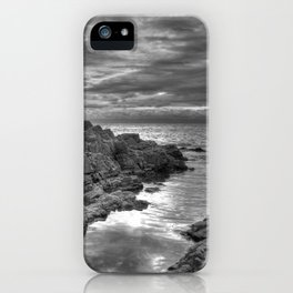 Limeslade Bay Gower Peninsula iPhone Case