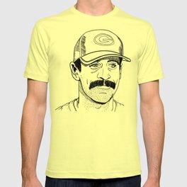 Mustachioed GOAT T-shirt