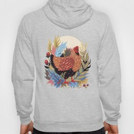 Spring Chicken Hoody