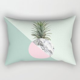 Fashion Pineapple I Rectangular Pillow