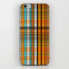 Rusty Teal iPhone & iPod Skin