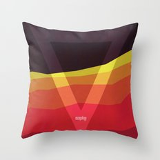 escapology Throw Pillow