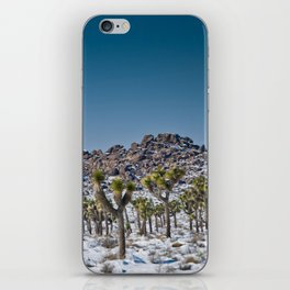 Joshua Tree Christmas iPhone Skin