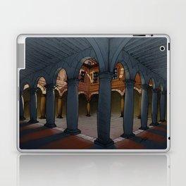 University Courtyard Laptop & iPad Skin