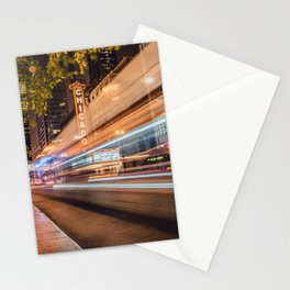 The Chicago Theatre Stationery Cards
