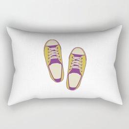 converse all star Rectangular Pillow