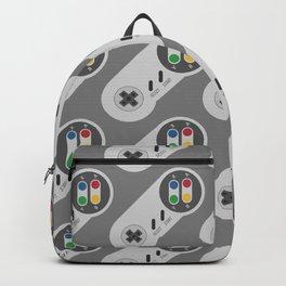 Retro Video Gamer Pattern 2 Backpack
