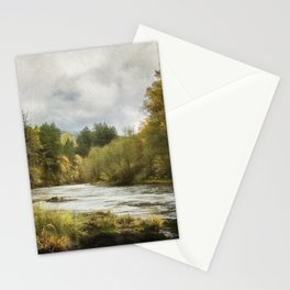When Life Was Slow Stationery Cards
