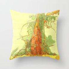 Treezz Throw Pillow