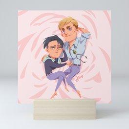 Pink Silk Mini Art Print