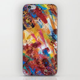 Abstract DH 004 iPhone Skin