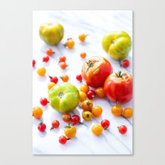 Tennessee Tomatoes Canvas Print