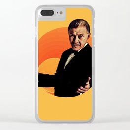 winston wolfe Clear iPhone Case