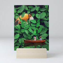 The magic Toucan Mini Art Print
