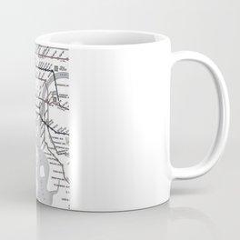 Vintage Subway Coffee Mug