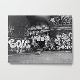 4D Metal Print
