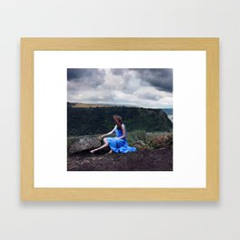 Loreley Framed Art Print