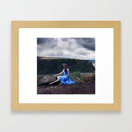Loreley Framed Art Print