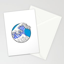 """""""The Great Wave""""   Water Stationery Cards"""