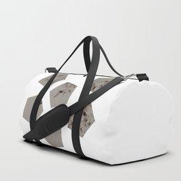 Pentagons of May 6 Duffle Bag