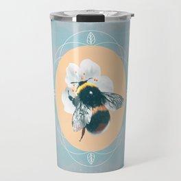 Bumblebee Hurricane Travel Mug