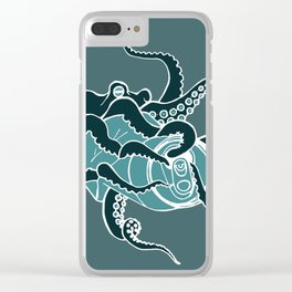 The Octopus Clear iPhone Case