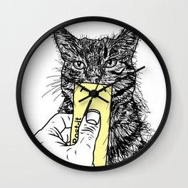Being Framed Wall Clock