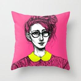 Esmerelda Throw Pillow