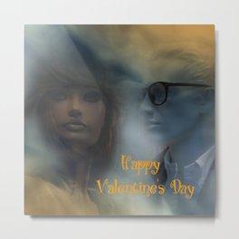 Valentine's Day -6- Metal Print