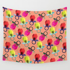 love ring Wall Tapestry