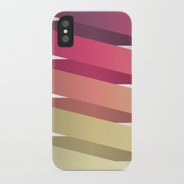 Colorful Ribbon iPhone Case