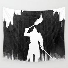 Wandering souls Wall Tapestry