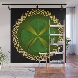 Celtic Sheild Wall Mural