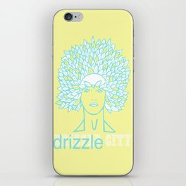 Drizzle City 1 iPhone Skin