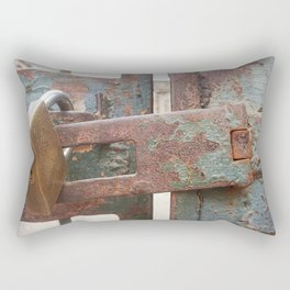 Locked Rectangular Pillow